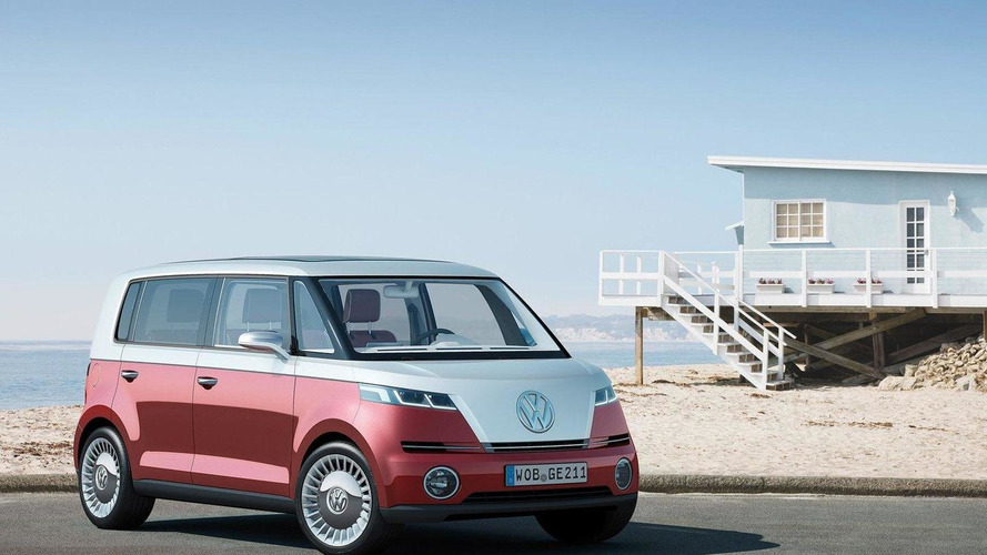 VW wants to take Bulli Microbus to production
