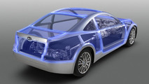 Subaru BOXER Sports Car Architecture - 01.03.2011