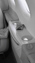 Design detail: Armrest, BMW Group DesignworksUSA, 20.04.2010