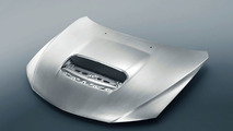 Subaru Impreza WRX STI spec C aluminum engine hood