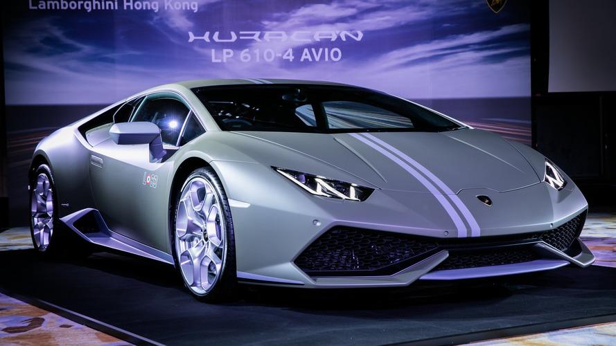 Lamborghini vers un programme en WEC avec la Huracan en 2018 ?