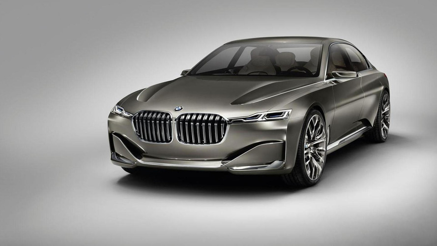 BMW could launch 9-Series to rival Mercedes-Maybach S-Class