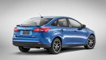2015 Ford Focus Sedan