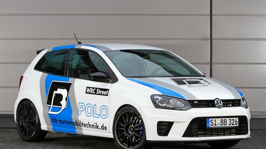 Volkswagen Polo R WRC Street by B&B packs an impressive 362 bhp punch