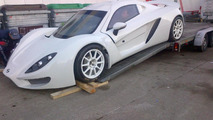 Corvette-powered Sin R1 supercar arrives at Goodwood FoS