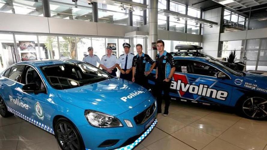Australian police receives Volvo S60 Polestar