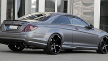 Anderson Germany introduces the Mercedes CL65 AMG Grey Stone Edition