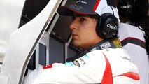 Esteban Gutierrez 27.07.2013 Hungarian Grand Prix