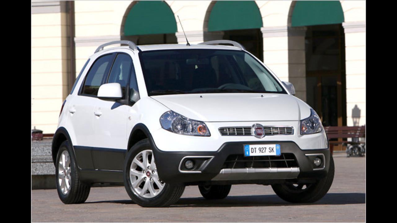 Fiat: Die häufigste Farbe ist Weiß