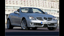 Mercedes SLK: Frisch auf