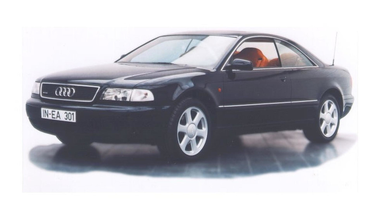 1997 Audi A8 Coupe by IVM Automotive