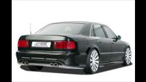 Alter Audi A8 aufgemotzt