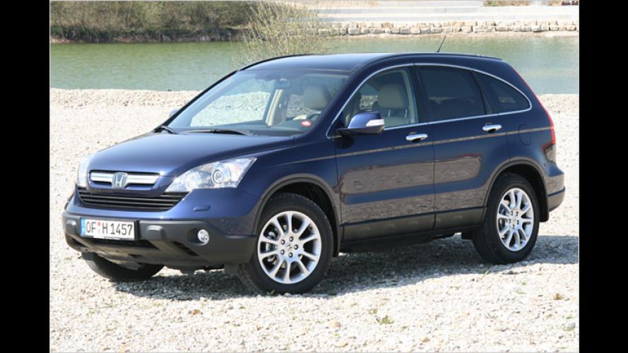 Mehr als ein Sondermodell: Honda CR-V mit neuem Benziner