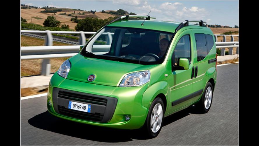 Fiat: Eco-Drive jetzt auch für Qubo und Croma zu haben