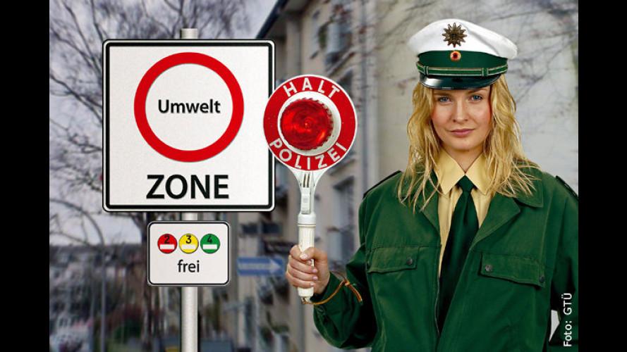 Umweltzonen in Bayern, Hessen und NRW kommen
