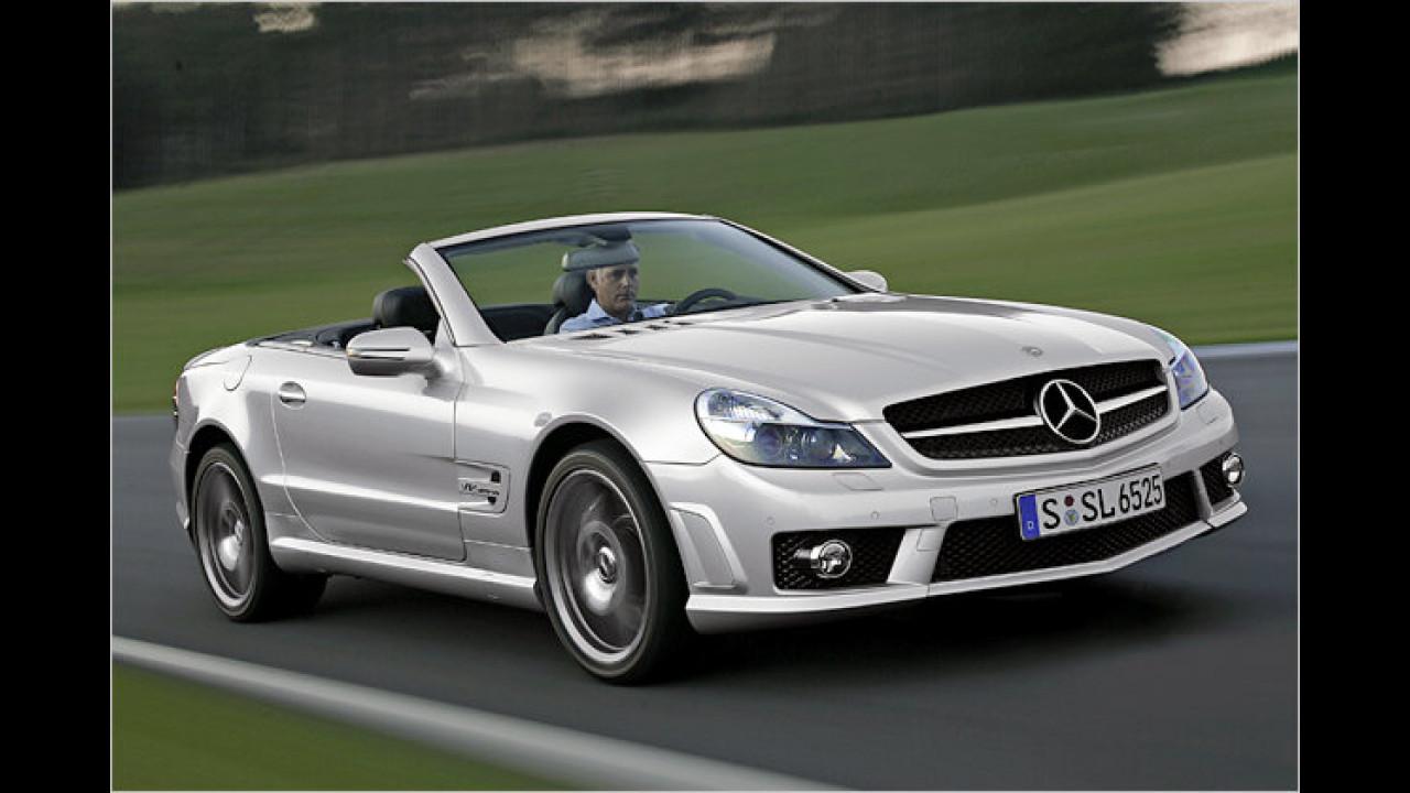 Bester Motor über 4,0 Liter Hubraum<br><br>6,2-Liter-Motor von Mercedes AMG