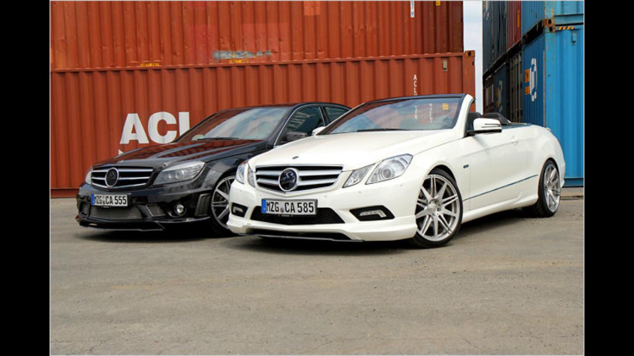 Carlsson Mercedes CK 63 RS
