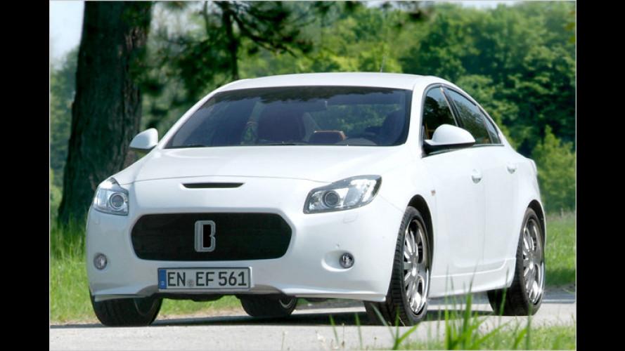 Dickes B: Opel Insignia by Bitter