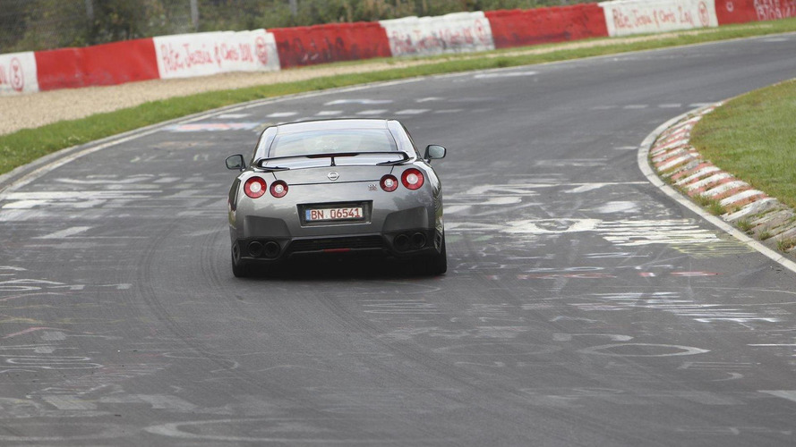 2013 Nissan GT-R pricing announced (US)