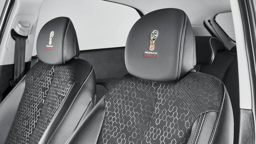 Hyundai HB20 Copa do Mundo FIFA 2018