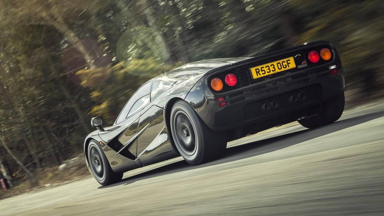 McLaren F1 - 240mph