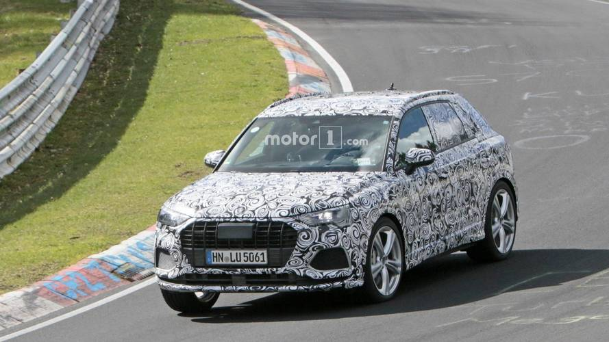 2020 Audi SQ3 Spied For The First Time [UPDATE]