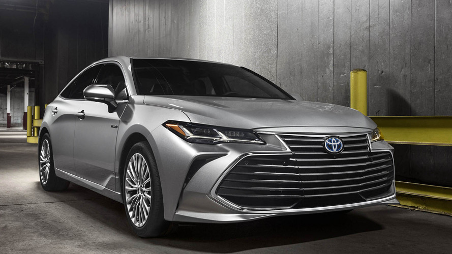 Toyota Avalon auf der NAIAS 2018 in Detroit