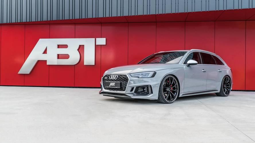 ABT Sportsline et la nouvelle Audi RS 4