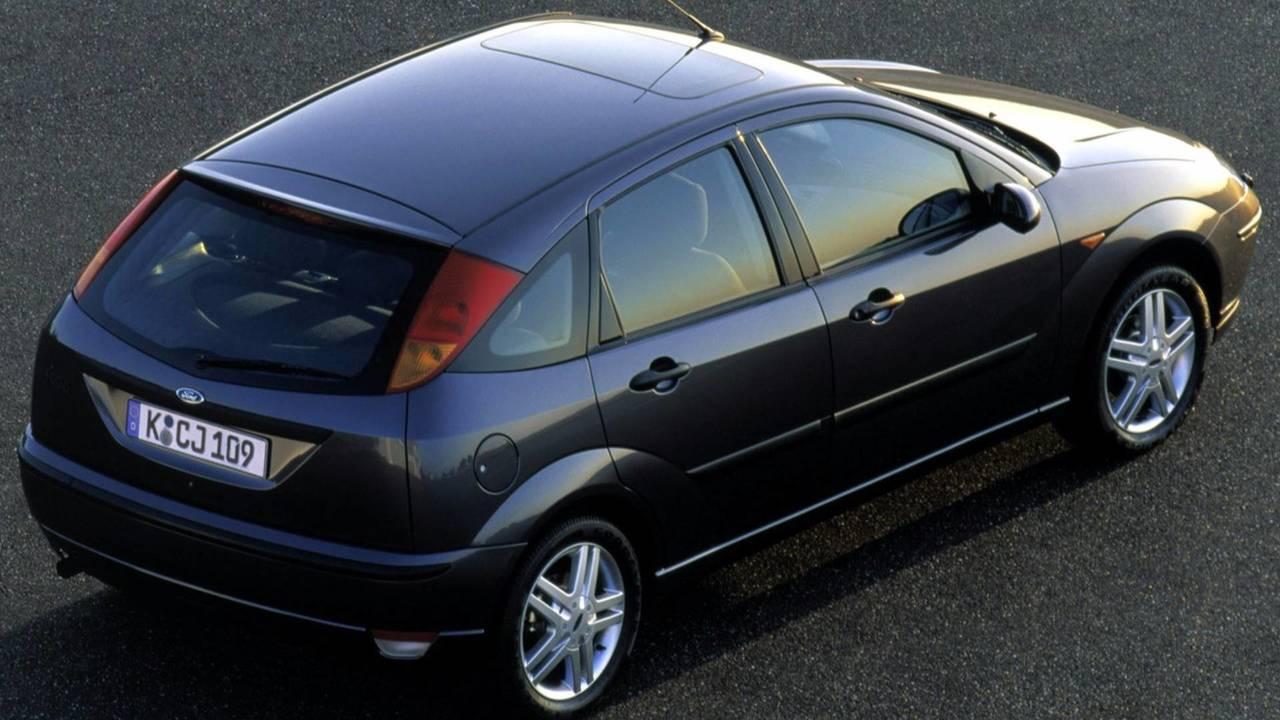 2001-2004 Ford Focus Hatchback