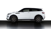 Range Rover Evoque with Black Design Pack 06.3.2013