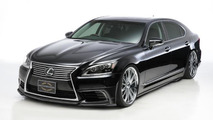 Lexus LS Executive Line by Wald International 14.12.2012