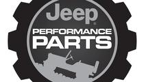 Jeep Performance Parts logo 20.3.2013