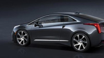 Cadillac ELR production version