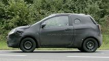 New Ford Ka Spy Photos