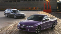 Holden Commodore Special Edition SVZ Ute & Wagon