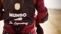 Indian Motorcycle El Mirage  aniversario Burt Munro