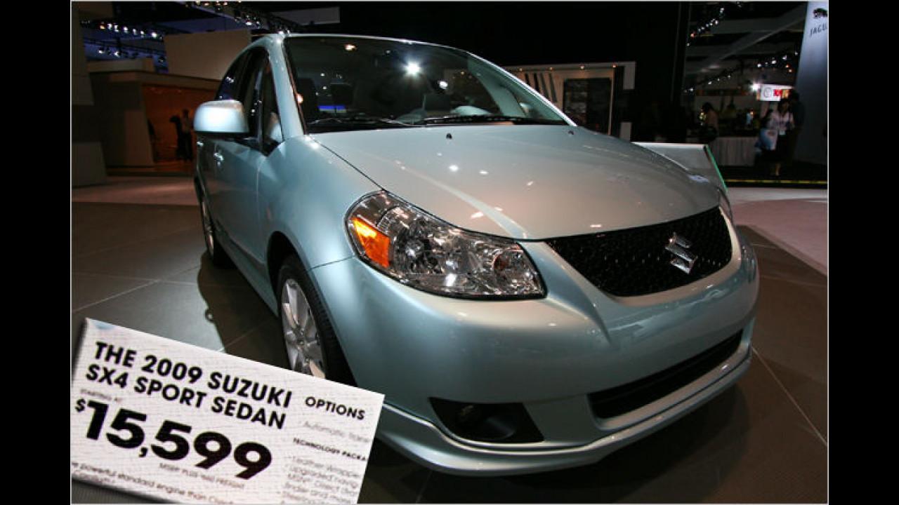 Suzuki SX4 Automatik Limousine