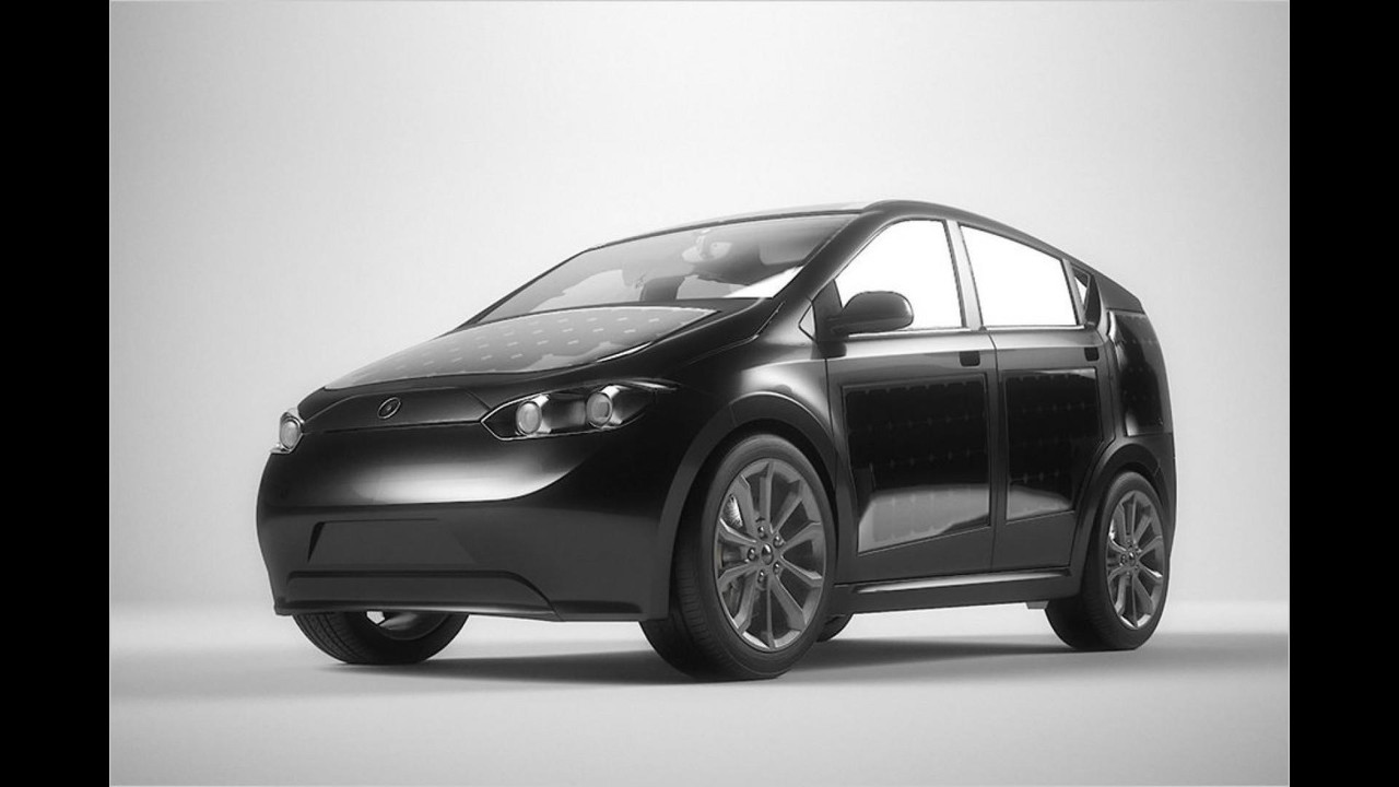 Sono Sion, el primer coche solar