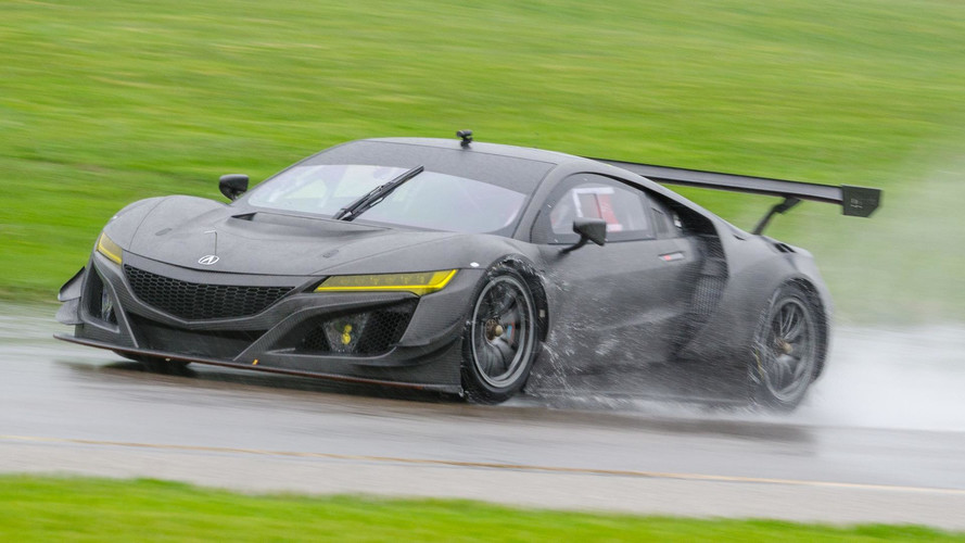 Acura NSX GT3 Racer Goes On Sale Globally