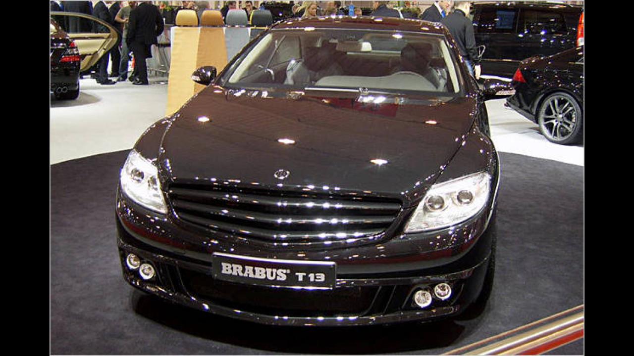 Brabus CL T13 (Essen 2006)