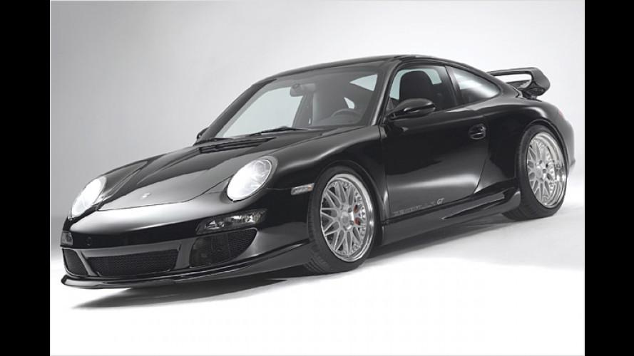 Porsche Gemballa GT 3.8 L: Dezent, schwarz, schön