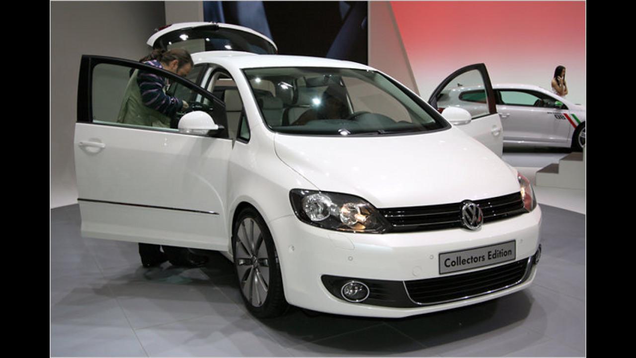 VW Golf Plus Collectors Edition