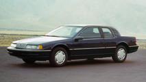 1989-1997 Mercury Cougar