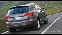 Audi apresenta oficialmente a versão atualizado do grande utilitário esportivo Q7