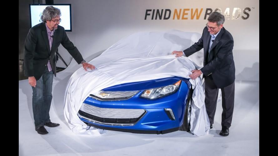 Próximo Volt terá visual de Corvette e frenagem regenerativa regulável