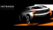 Hyundai divulga teaser do Intrado Concept que pode antecipar SUV compacto