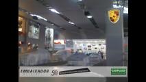 Bastidores: Porsche no Salão do Automóvel