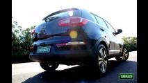 Kia Sportage Flex ganha GPS integrado na versão top de linha