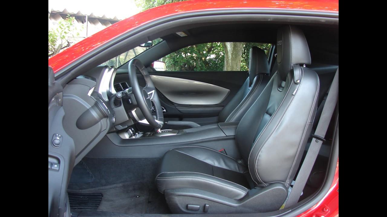 Avaliação - Chevrolet Camaro SS 2011