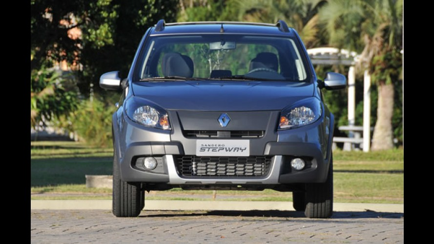 Vendas da Renault brasileira em 2011 crescem três vezes acima da média do mercado